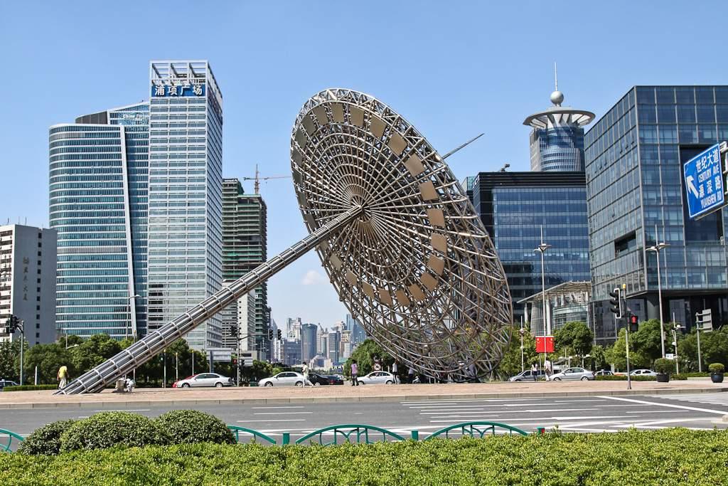 Moderne Kunst Shanghai 2009, (c) Markus Holzhaeuser