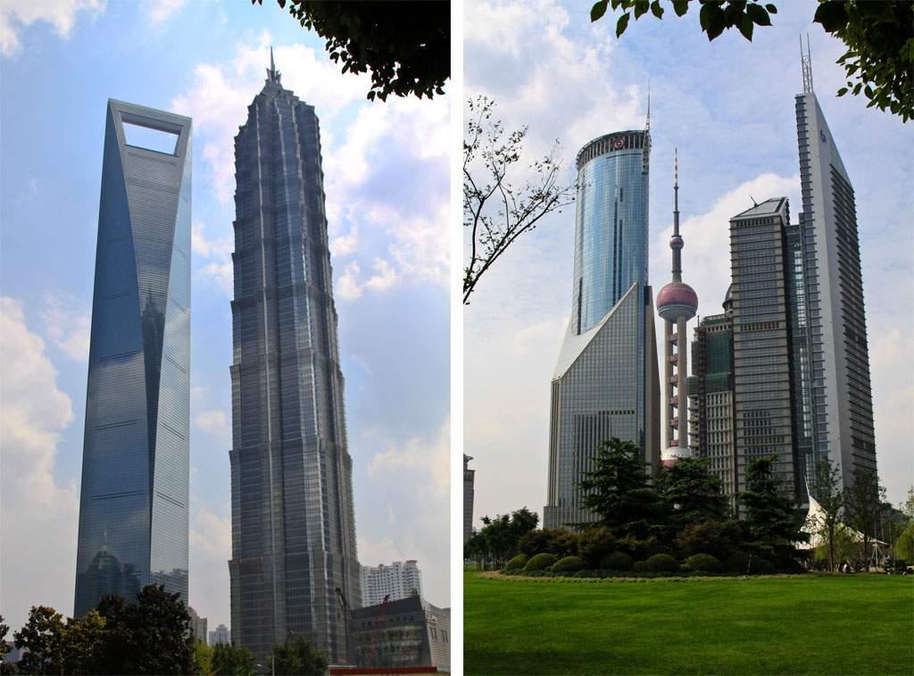 Shanghai Jin Mao Tower & Co 2009, (c) Markus Holzhaeuser