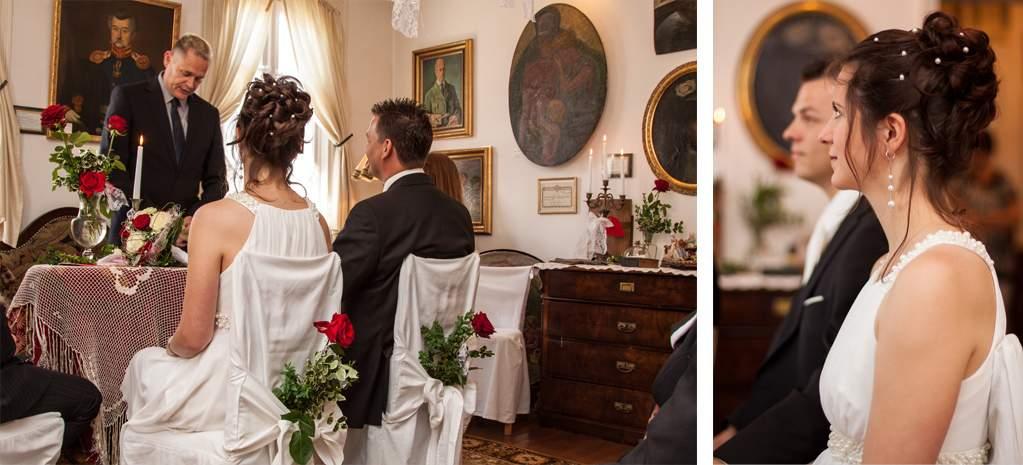 Hochzeit Nadja and Stefan im Heimatmuseum Stromberg, (c) Markus Holzhäuser