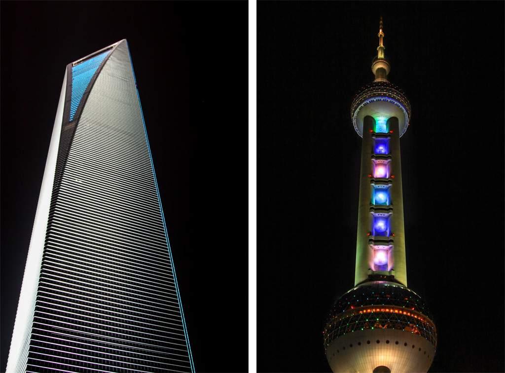 Shanghai bei Nacht, (c) Markus Holzhäuser 2009