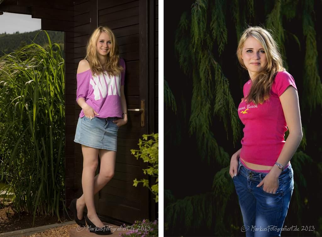 Sydda - Spontanes Fotoshooting mit Tara und Sydda 2013, (c) Markus Holzhaeuser