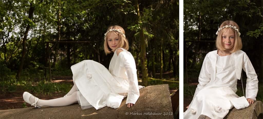 Fotoshooting mit Anna, Bundenbach 2012, (c) Markus Holzhäuser